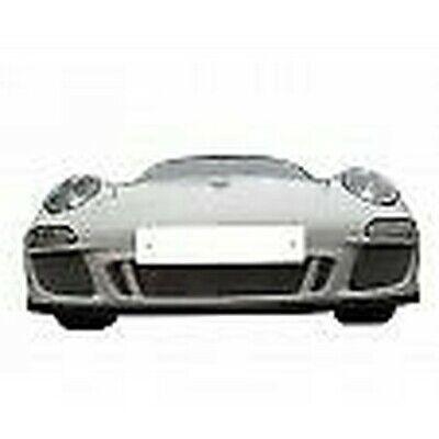 Industrioso Zunsport Argento Calandra Anteriore Set Per Porsche Carrera 997.2 Gts 2009-11