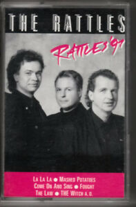 The Rattles 91 -Das Rockalbum rare MC Come on and sing The Witch Fought the law - <span itemprop='availableAtOrFrom'>Regensburg, Deutschland</span> - The Rattles 91 -Das Rockalbum rare MC Come on and sing The Witch Fought the law - Regensburg, Deutschland