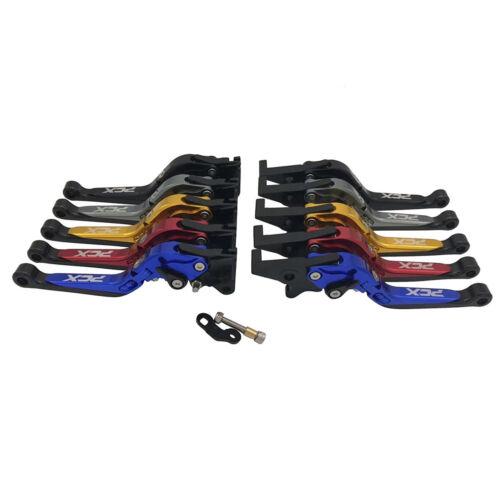 For Honda PCX 150 2014-2019 CNC Parking Function Folda Extend Brake Clutch Lever