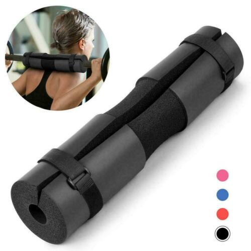 USA Squat Barbell Pad Support Weight Lifting Bar Foam Cover Neck Protector USA