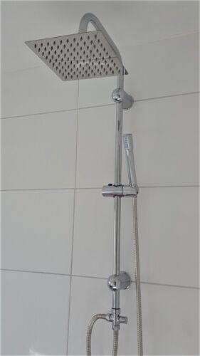 Dusch Säule Kopfbrause Handbrause mit Umsteller  Stange Universal