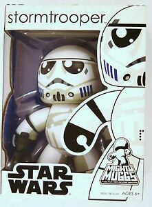 Hasbro Star Wars Mighty Tasses : Stormtrooper Figurine Articulée
