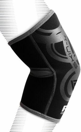 RDX Neoprene Elbow Support Brace Arm Pad Guard MMA Bandage Wrap Injury CA