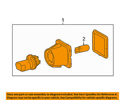 TOYOTA OEM 14-16 Tundra License Plate Light-Lamp 812700C040