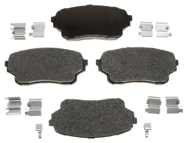 Disc Brake Pad Set-4WD Front OMNIPARTS 13050897 fits 04-05 Suzuki XL-7