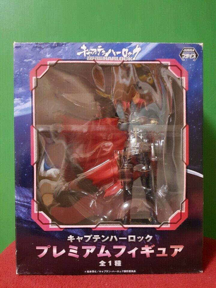 Jamma Space Pirate Captain Harlock Jamma Saga Prize Sega Seganewsnavi