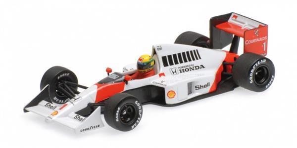 Minichamps McLaren Honda MP4 5  1 Ayrton 1 43 540894301