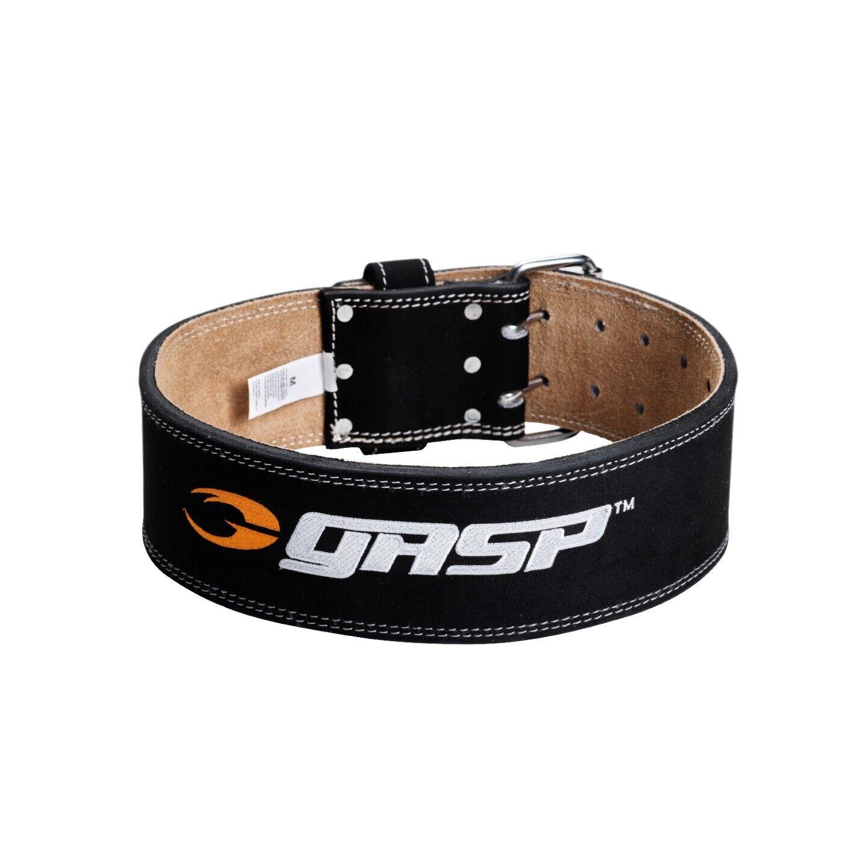 GASP Training belt gym  bodybuilding fitness lifting belt power belt S Leather  hot sale online
