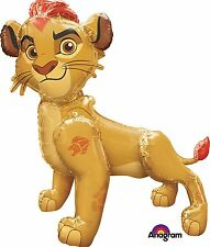 "Anagram The Lion Guard 48"" 3D JUMBO AIRWALKER PARTY BALLOON PARTY SUPPLIES"