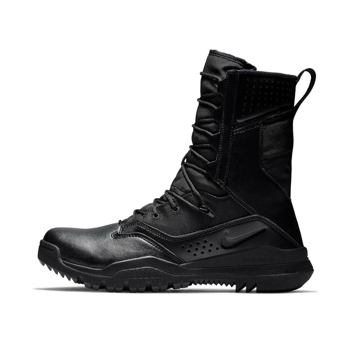 new concept 5df3a 24727 Nike SFB FIELD 2 8 Men Special Field Field Field Boots AO7507 001 Black Size  11.5