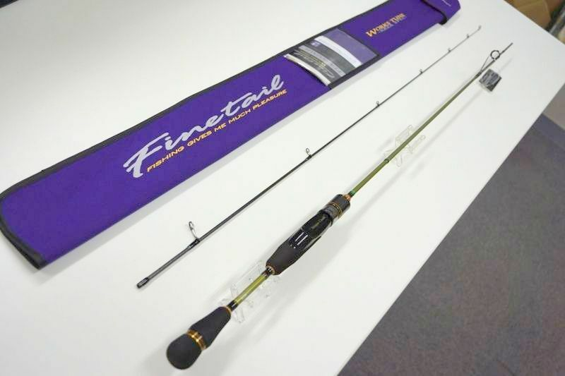 Major Craft  FINE TAIL 2 piece rod  FTA-632SUL
