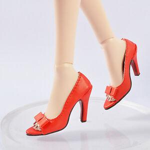 "Sherry Light Red shoes for 18.5/"" New Vinyl//Resin Evangeline Ghastly 10EGS-07"
