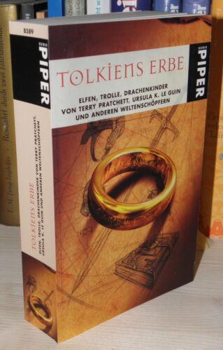 1 von 1 - TOLKIENS ERBE - Elfen, Trolle, Drachenkinder / Sammelband Fantasy Autoren - NEU