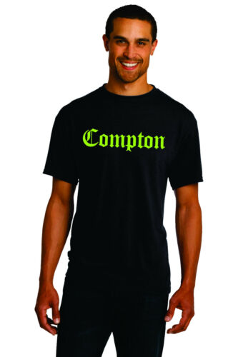 Dre NWA LA Cali California Small-3XL New Men/'s Compton T-Shirt Eazy  E Tee Dr