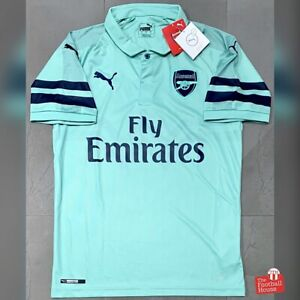 Authentic Puma Arsenal 2018/19 Third Jersey. BNWT, Size S.