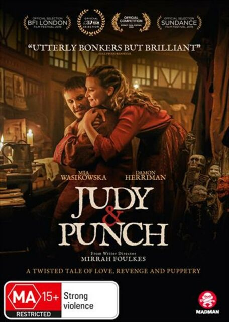 Judy and Punch, DVD