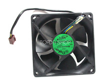 Not used ADDA AD0912UX-A7BGL Fan 92*92*25mm 12V 0.5A  4pin 4 wire