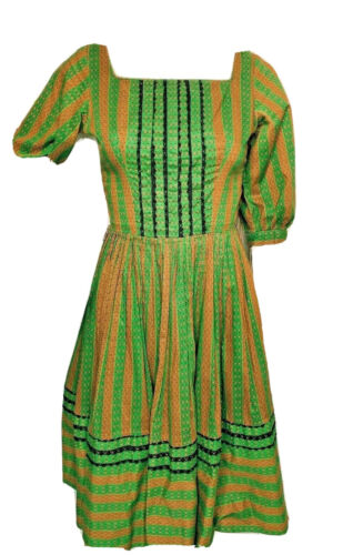 VTG 60's Womens Candy Jones California Dress Shor