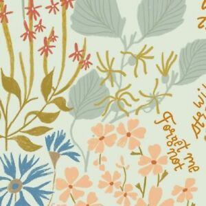 Dear Stella Camp Wander by Rae Ritchie SRR 1005 Tobacco Camp Gear Cotton Fabric