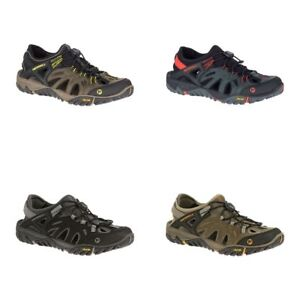 e89662bf744 New Merrell All Out Blaze Sieve Men s Water Sandal Hiking Shoes ...