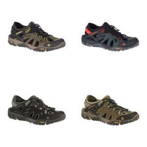 72b87de0657 New Merrell All Out Blaze Sieve Men s Water Sandal Hiking Shoes ...
