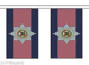 Armée Britannique Gardes Irlandais Polyester Bruant De Drapeau - 10m With 28 M4tozloh-07221102-105438473