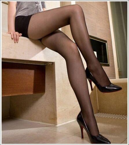 479//81//2 Femmes Noir Nylon 15 Deniers Collants-Doux Chaud Hosiery