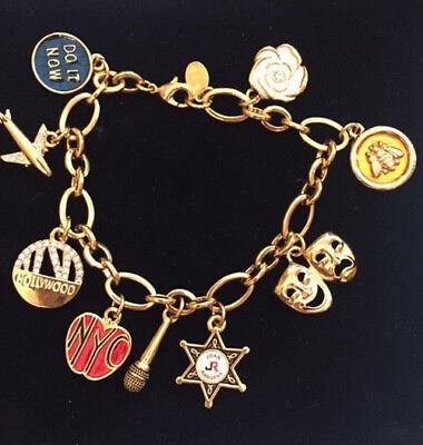My Favorite Things Charm Bracelet