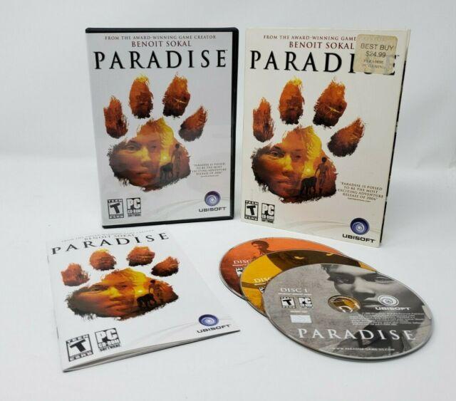 Benoit Sokal's Paradise PC Game 2006