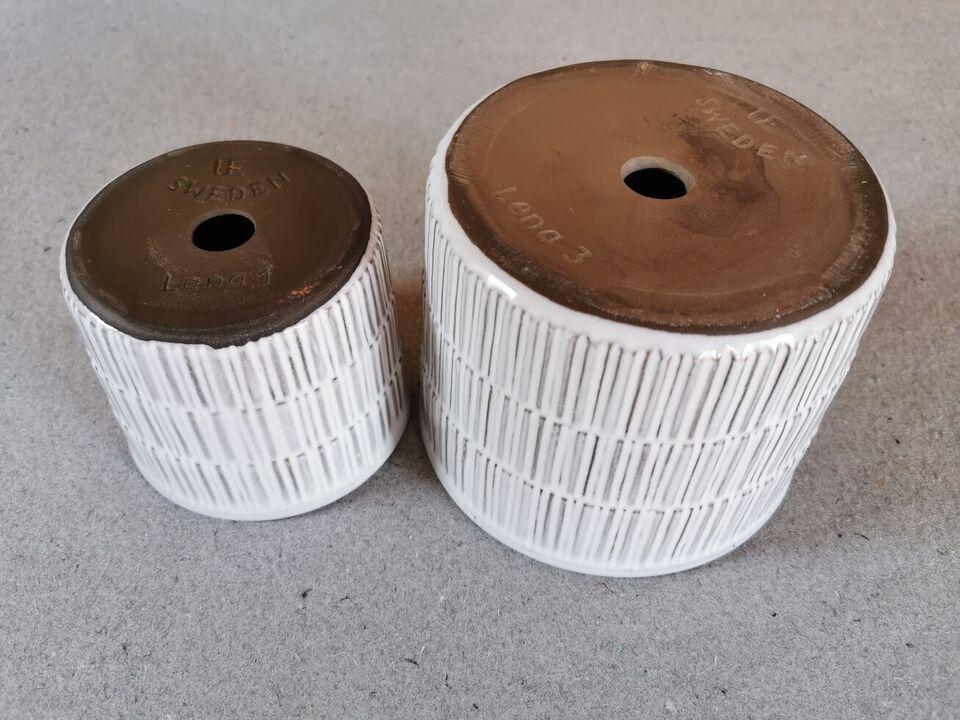 Urtepotteskjuler, UPPSALA-EKEBY urtepotteskjuler