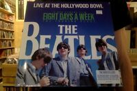 Beatles Live At The Hollywood Bowl Lp Sealed Vinyl Eight Days A Week