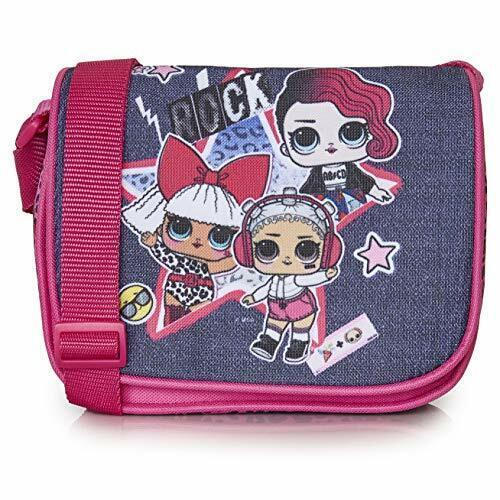sorpresa DIVA LOL bambole Borsetta per bambine e adolescenti con Bambola Rocker L.O.L