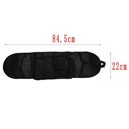 Portable Skateboarding Skateboard Cover Longboard Carrying Backpack Carry BagP-c
