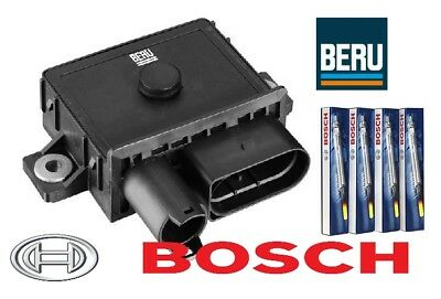 Glow Plug Timer Relay fits BMW 330 E91 3.0D 05 to 12 Beru 12217788327 New Iss