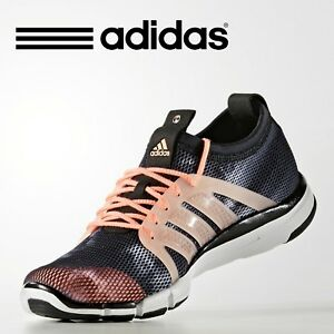 Details about Adidas Ladies Core Grace Trainers Running Shoes Womens Free Tracked Postage