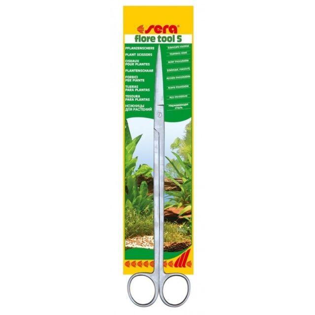 Sera Flore tool S forbici per piante acquario