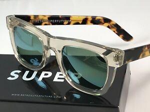 c55cad265edd Image is loading RetroSuperFuture-Ciccio-Sportivo-Frame-Sunglasses-SUPER -0HP-NIB-
