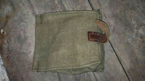 USSR Soviet Russian Army Original Military Surplus pouch for grenades case