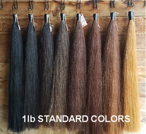 New Horse TAIL Extension 1 Pound 36  KATHYS TAILS Choice of color. Free ship&Bag