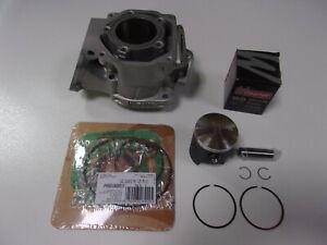 Zylinderkit-Zylinder-Woessner-Kolben-Dichtsatz-Aprilia-SX-125-Classic-Rotax-122