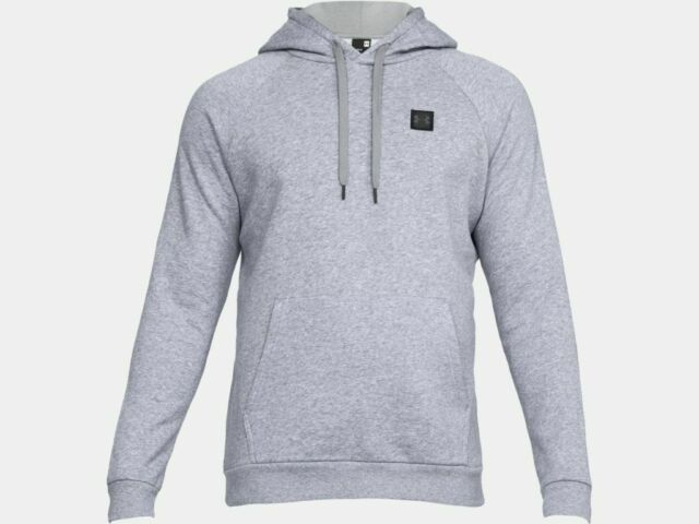 6fbae8a0d Under Armour Men's UA Rival Fleece Hoodie Mens 3xl 1320736 036 for ...