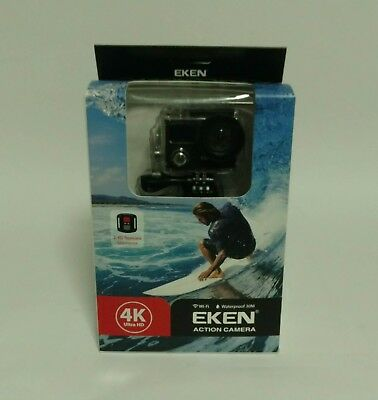 NEW EKEN H8R, Ultra HD 4K WiFi 30M Waterproof Action Camera 2.4G remote 1080p