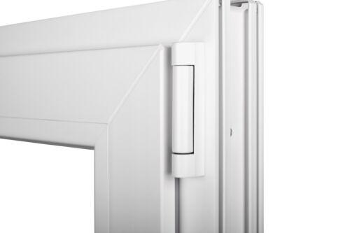Fenster Kellerfenster 3 fach Verglasung BxH 60x40 cm /& 600x400 mm Weiß
