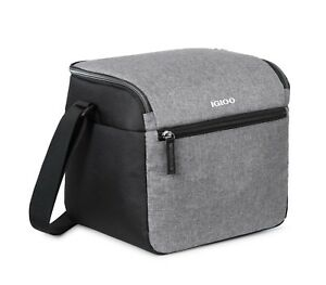 9bcc395728a Igloo Rowan 16 Cans Insulated Box Cooler Bag with Antimicrobial ...