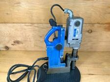 Hougen Hmd904 Magnetic Mag Drill Press 115v Excellent Used Condition