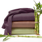 6 Piece Set: The Original Best Bamboo™ Rayon from Bamboo Bed Sheets
