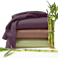The Original Best Bamboo Rayon from Bamboo Bed Sheets 6 Piece Set