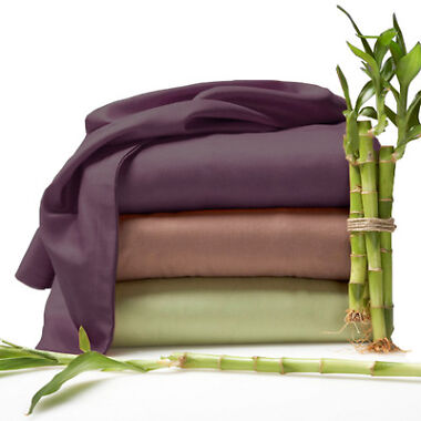 The Original Best Bamboo Rayon Bed Sheets 6 PC. Set