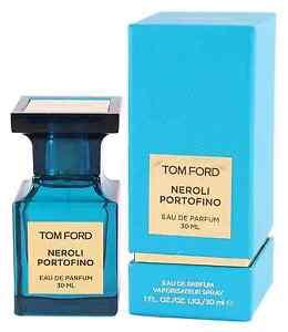 TOM FORD NEROLI PORTOFINO  30ML EAU DE PARFUM SPRAY BRAND NEW & SEALED