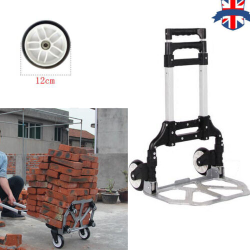 HEAVY-DUTY-LIGHTWEIGHT-FOLDING-FOLDABLE-HAND-SACK-TRUCK-BARROW-CART-TROLLEY-UK